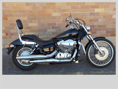 2012 Honda Shadow® Spirit 750 in San Antonio, Texas - Photo 1