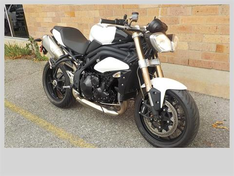 2013 Triumph Speed Triple ABS in San Antonio, Texas - Photo 3
