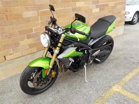 2014 Triumph Street Triple ABS in San Antonio, Texas