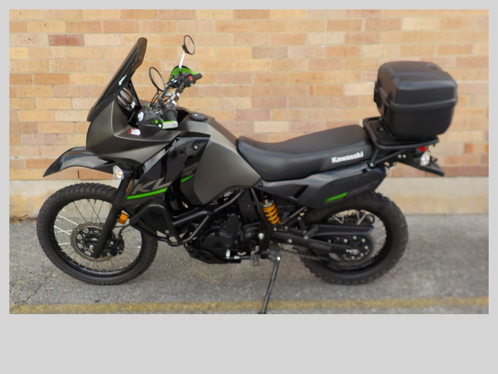 2015 Kawasaki KLR™650 in San Antonio, Texas - Photo 2