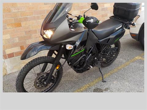 2015 Kawasaki KLR™650 in San Antonio, Texas - Photo 4