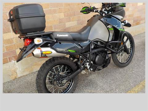2015 Kawasaki KLR™650 in San Antonio, Texas - Photo 5
