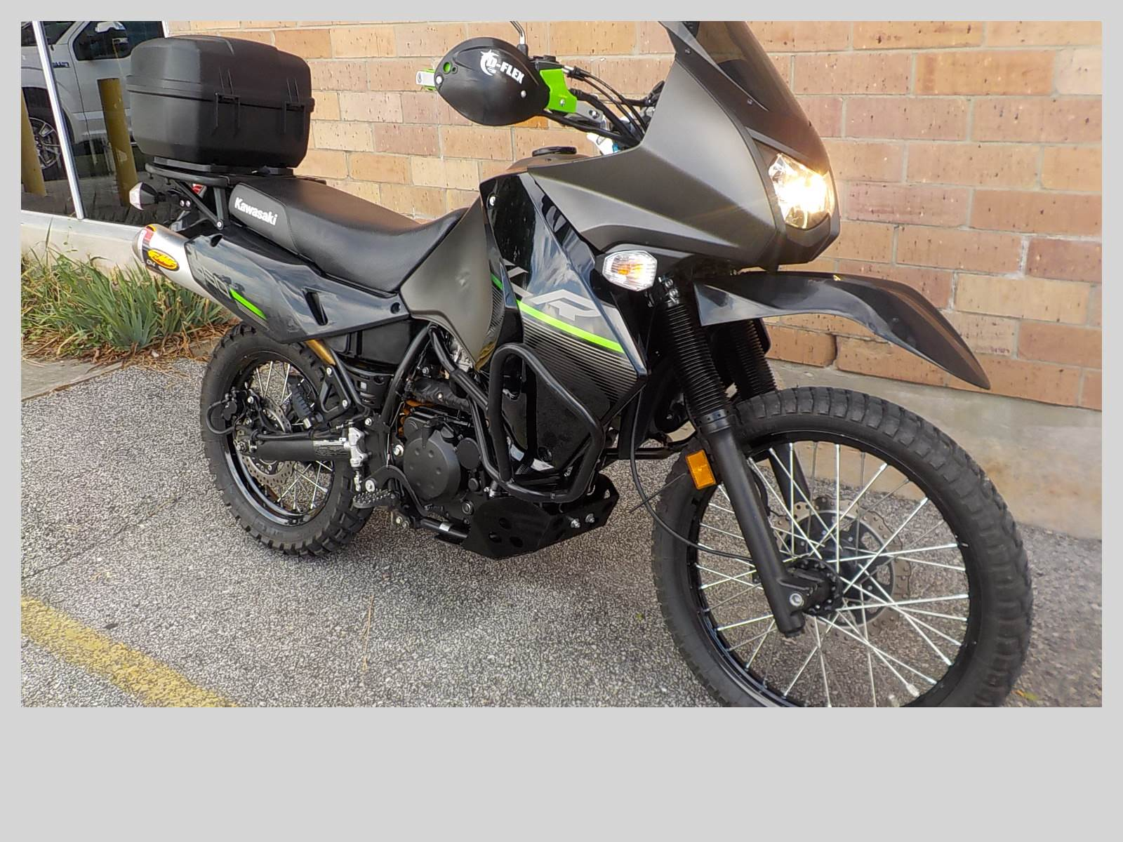 2015 Kawasaki KLR™650 in San Antonio, Texas - Photo 3