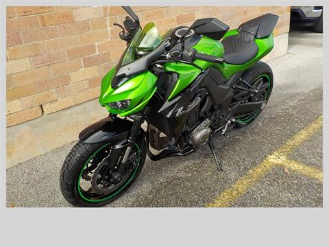 2015 Kawasaki Z1000 ABS in San Antonio, Texas - Photo 4