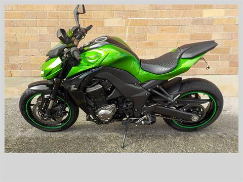 2015 Kawasaki Z1000 ABS in San Antonio, Texas - Photo 2