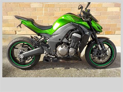 2015 Kawasaki Z1000 ABS in San Antonio, Texas - Photo 1