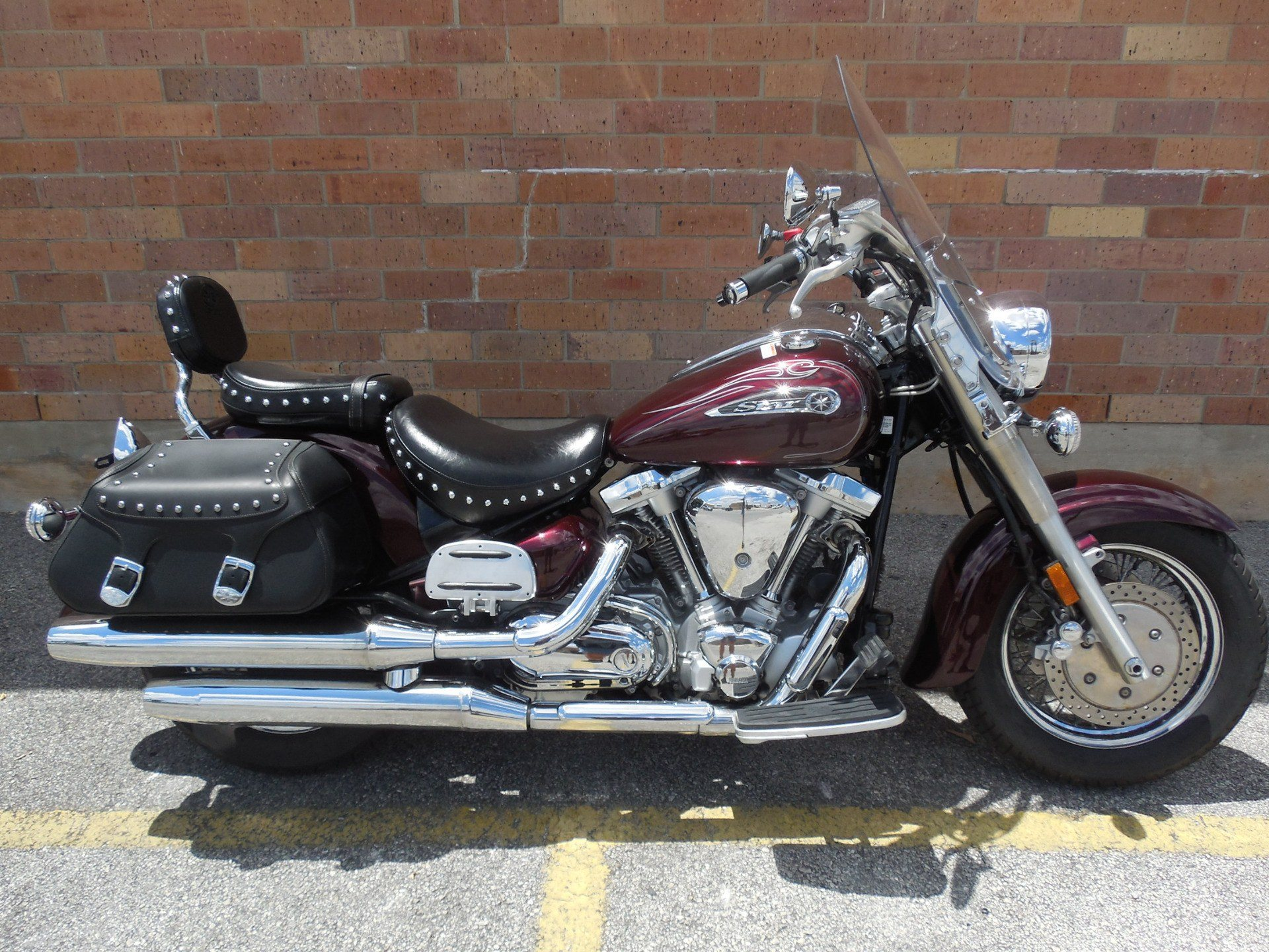 2009 Yamaha Road Star Silverado in San Antonio, Texas