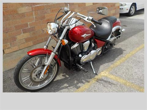 2007 Kawasaki Vulcan® 900 Custom in San Antonio, Texas - Photo 4