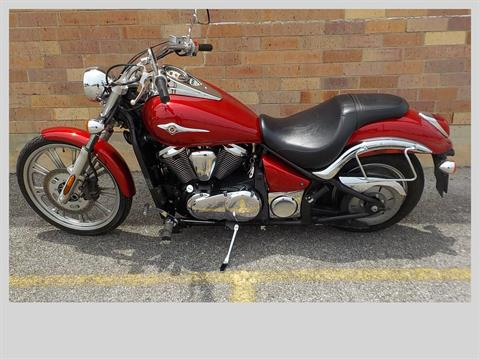 2007 Kawasaki Vulcan® 900 Custom in San Antonio, Texas - Photo 2