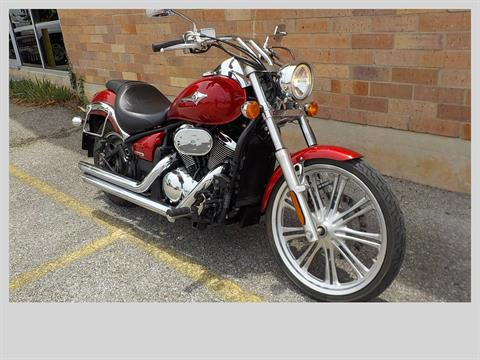 2007 Kawasaki Vulcan® 900 Custom in San Antonio, Texas - Photo 3