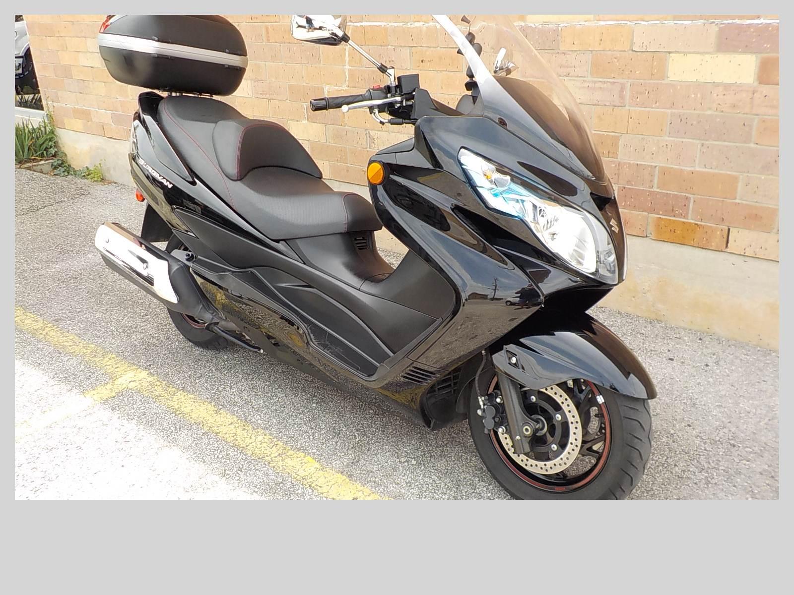 Used 2014 Suzuki Burgman™ 400 ABS Scooters in San Antonio, TX ...