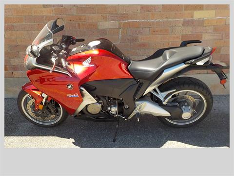 2010 Honda VFR1200F in San Antonio, Texas