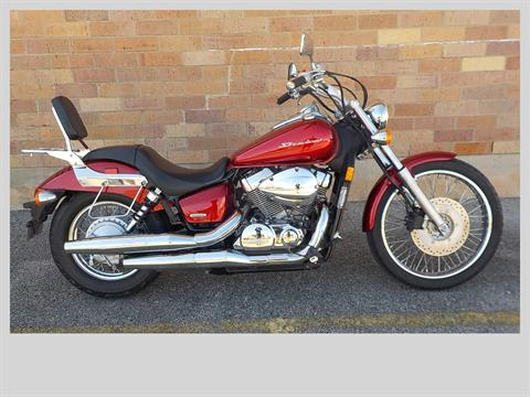 2009 Honda Shadow Spirit 750 in San Antonio, Texas - Photo 1