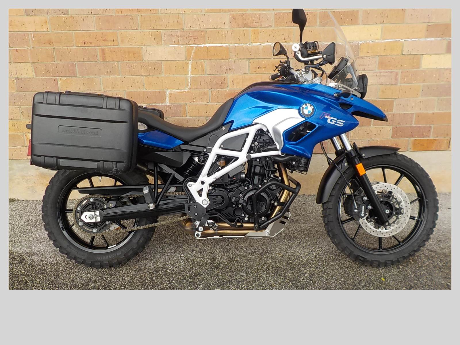 2018 BMW F 700 GS for sale 18631