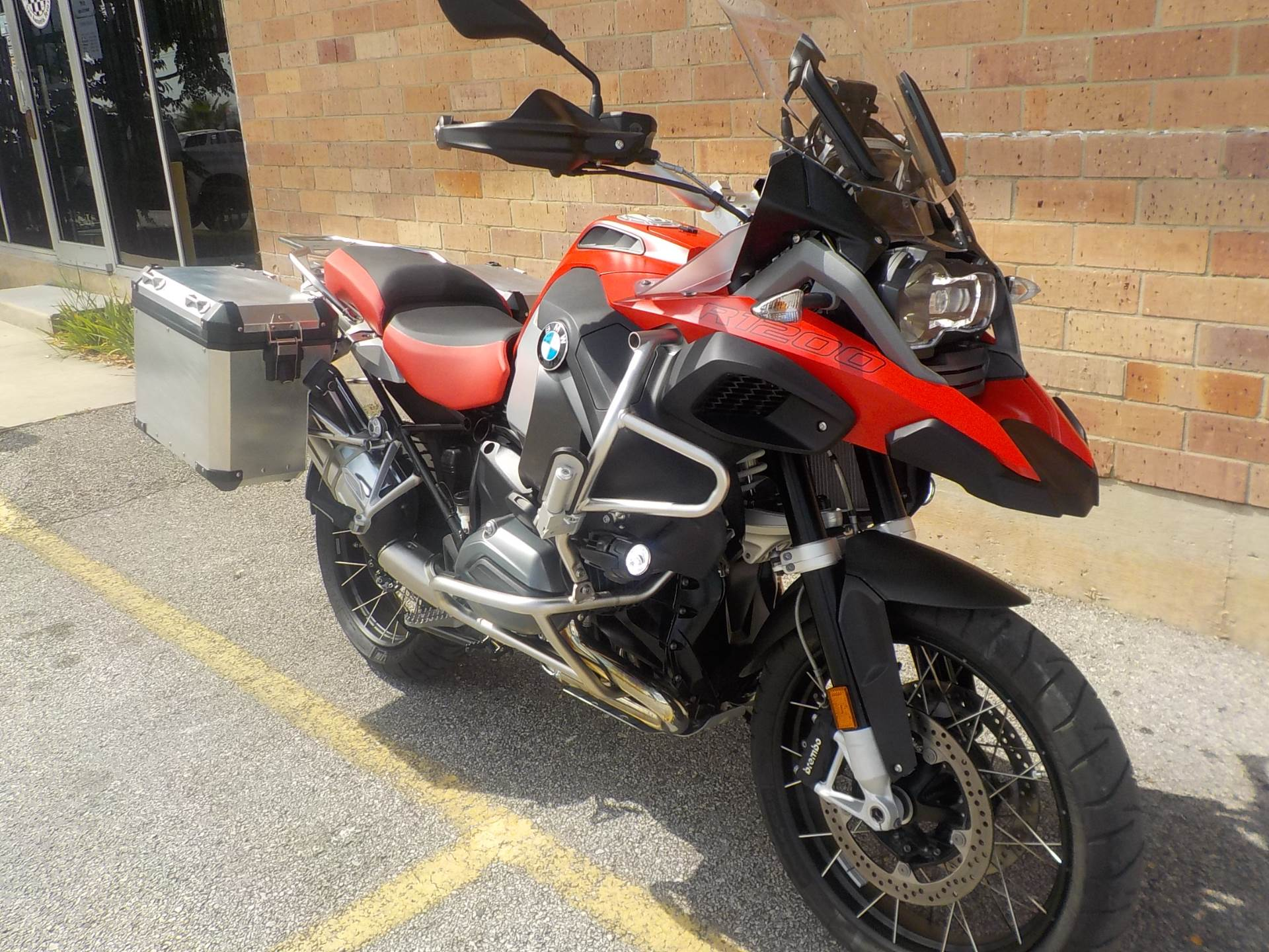 2016 BMW R 1200 GS Adventure in San Antonio, Texas