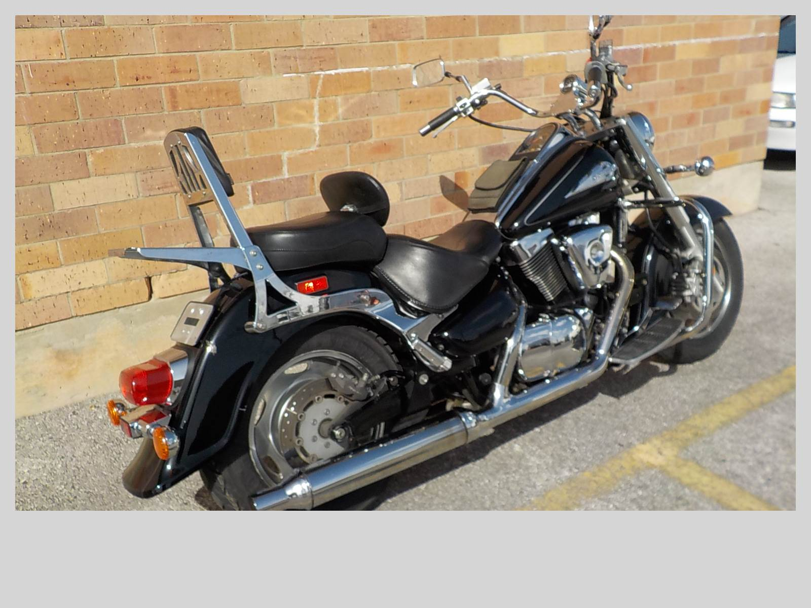 2002 Suzuki Intruder 1500 in San Antonio, Texas