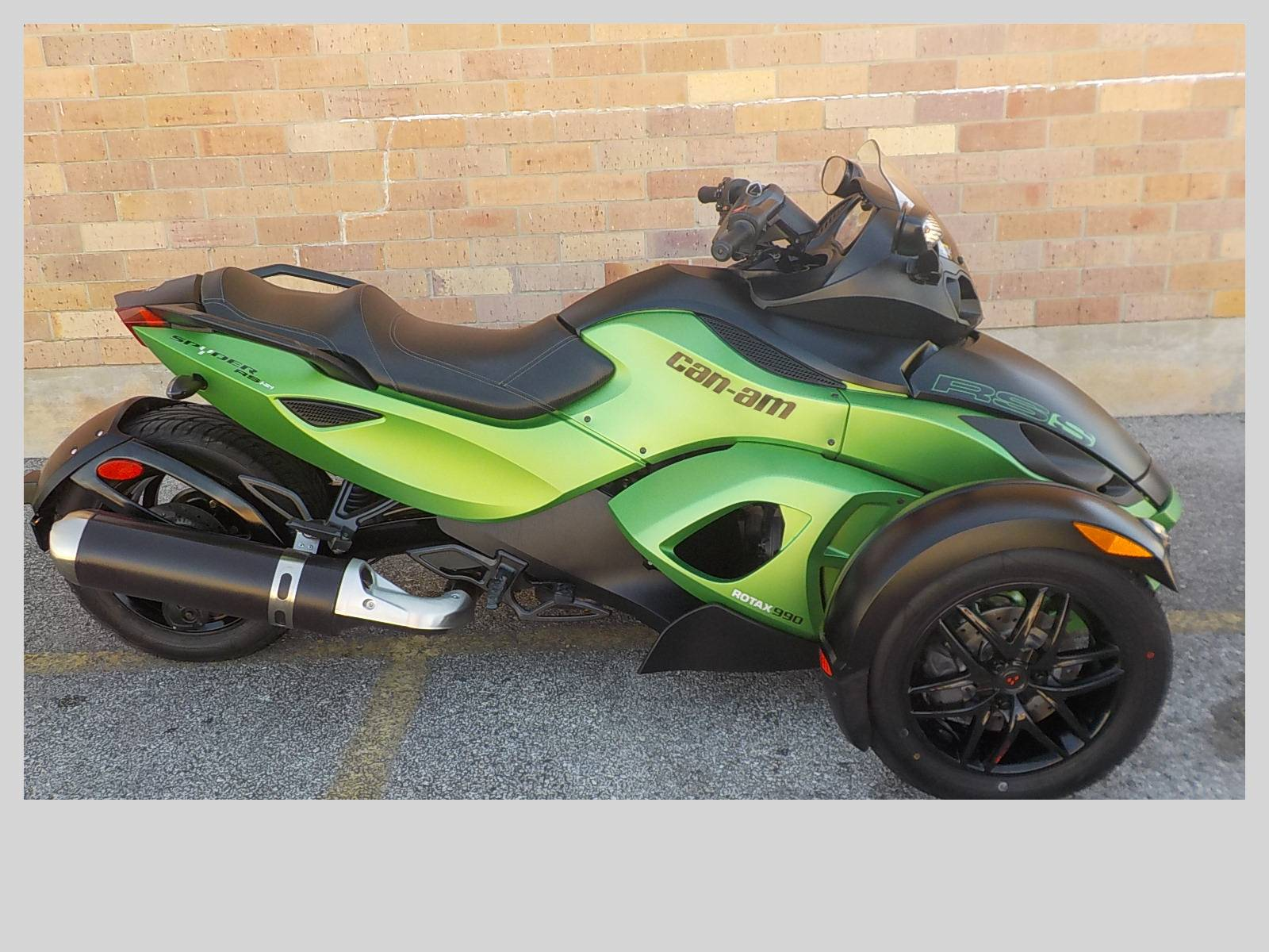 2012 Can-Am Spyder® RS SE5 in San Antonio, Texas - Photo 8