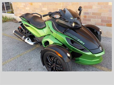 2012 Can-Am Spyder® RS SE5 in San Antonio, Texas - Photo 3