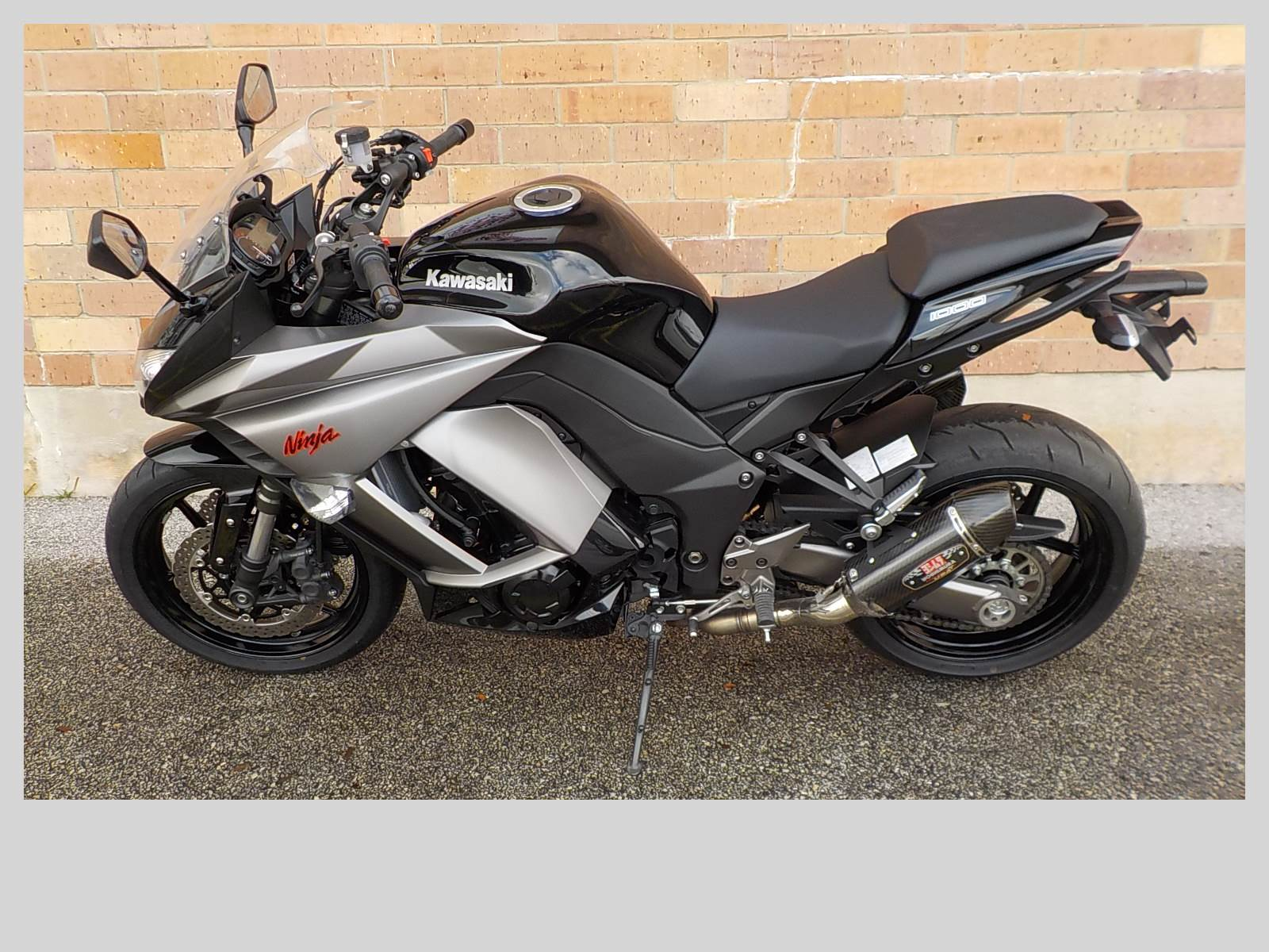 2012 Kawasaki Ninja® 1000 in San Antonio, Texas