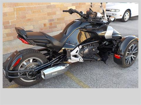 2015 Can-Am Spyder® F3 SM6 in San Antonio, Texas - Photo 5