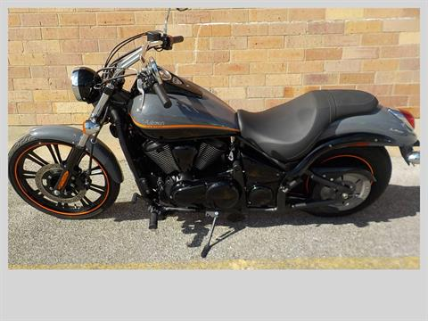 2019 Kawasaki Vulcan 900 Custom in San Antonio, Texas - Photo 2