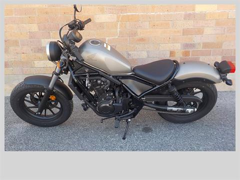 2017 Honda Rebel 500 in San Antonio, Texas - Photo 2