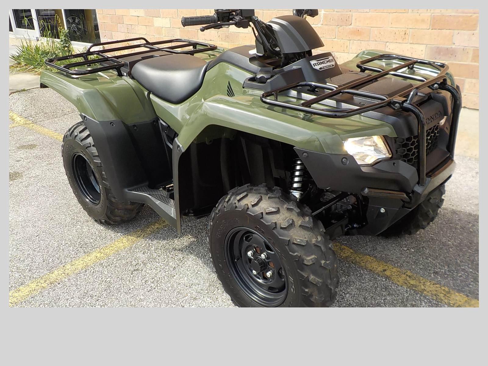 2014 Honda FourTrax® Rancher® in San Antonio, Texas - Photo 3