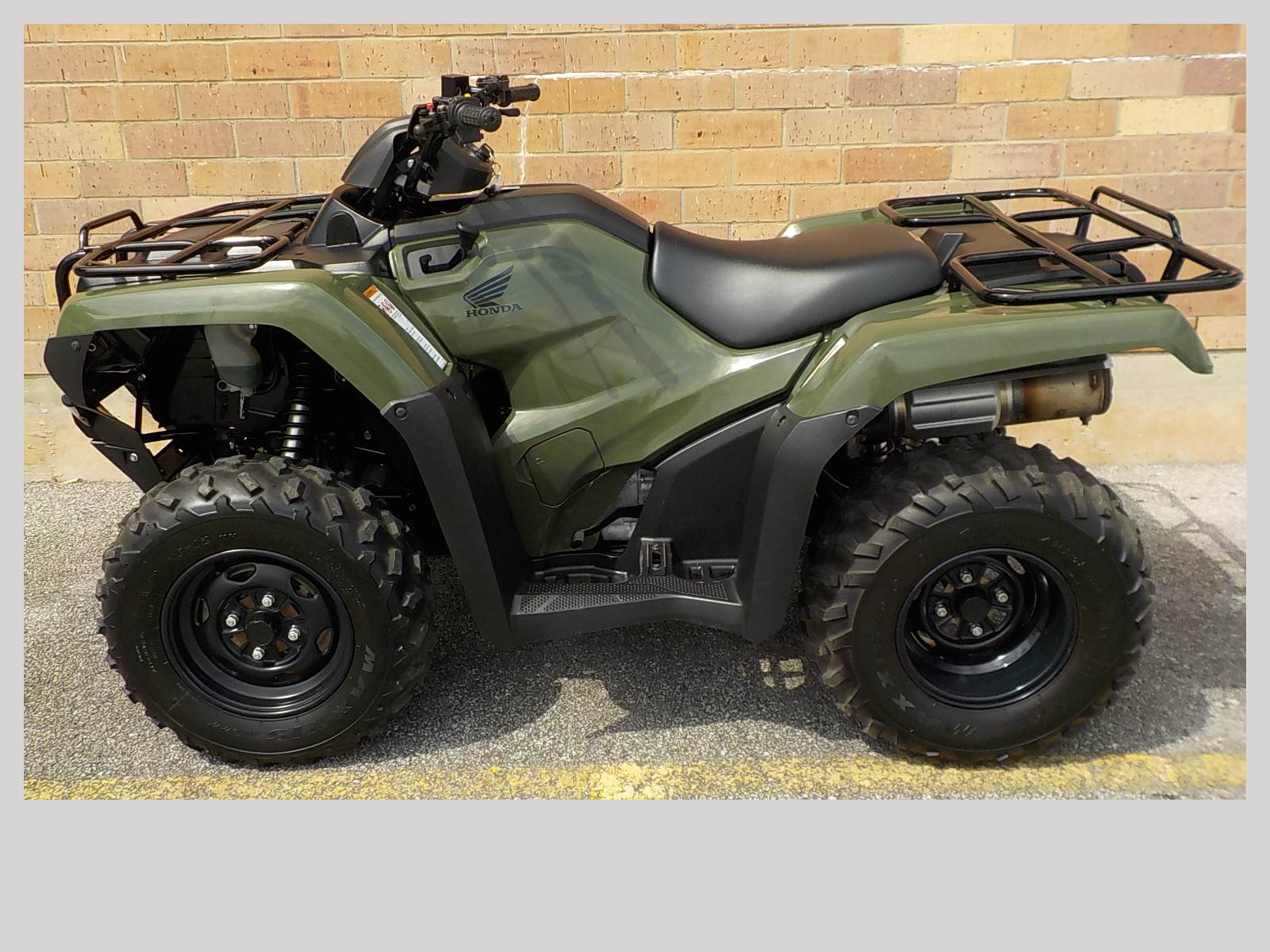 2014 Honda FourTrax® Rancher® in San Antonio, Texas - Photo 2