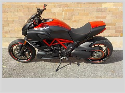 2011 Ducati Diavel in San Antonio, Texas