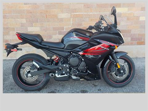 2012 Yamaha FZ6R in San Antonio, Texas