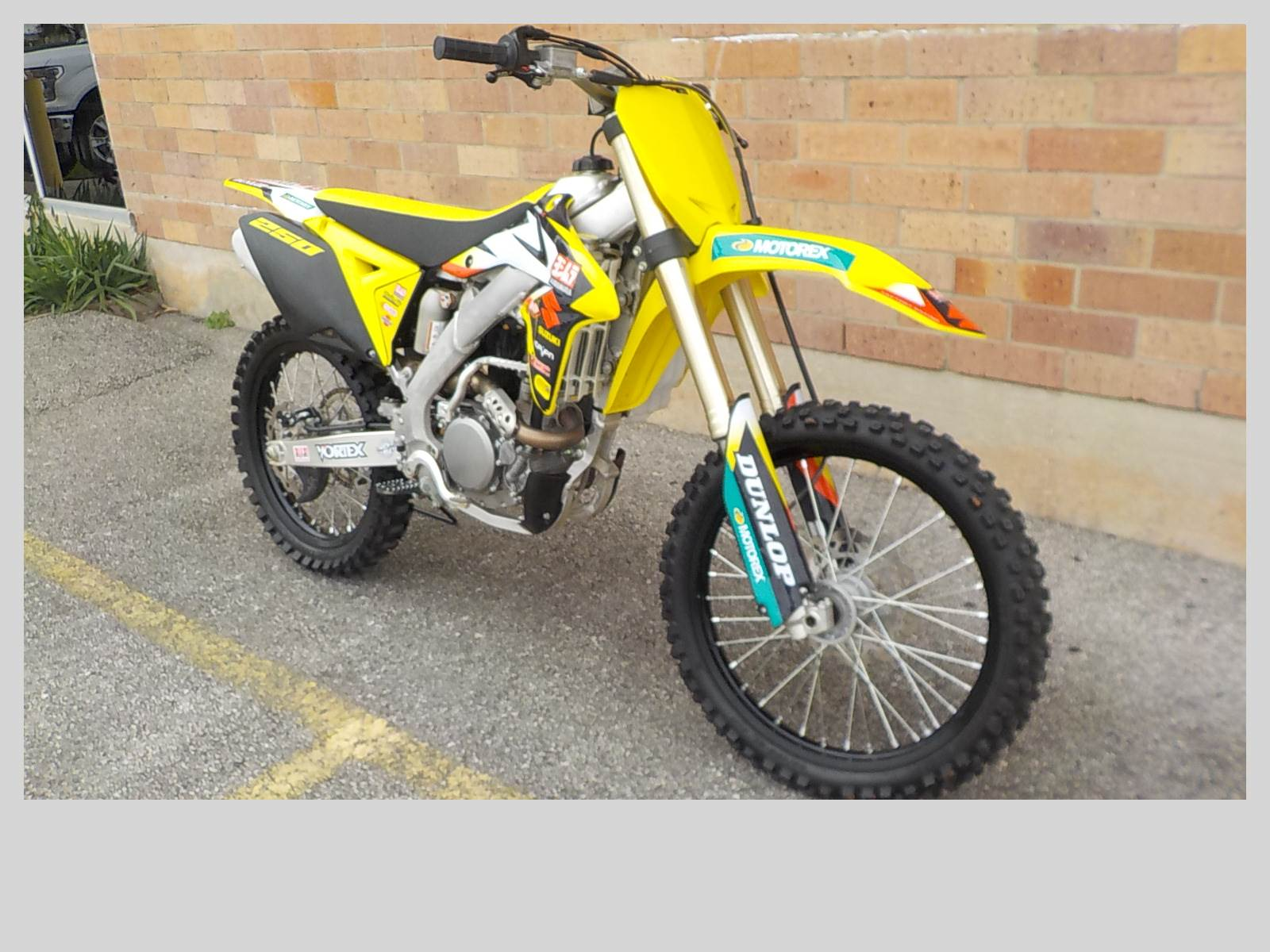 2017 Suzuki RM-Z250 in San Antonio, Texas - Photo 3
