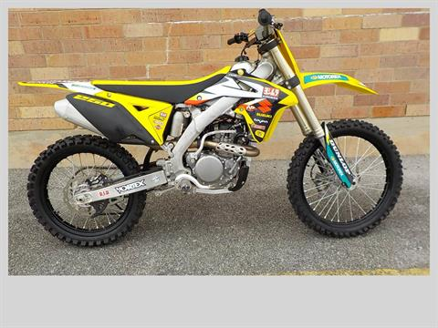 2017 Suzuki RM-Z250 in San Antonio, Texas - Photo 1