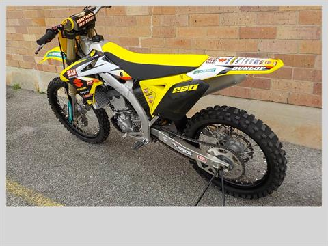 2017 Suzuki RM-Z250 in San Antonio, Texas - Photo 6