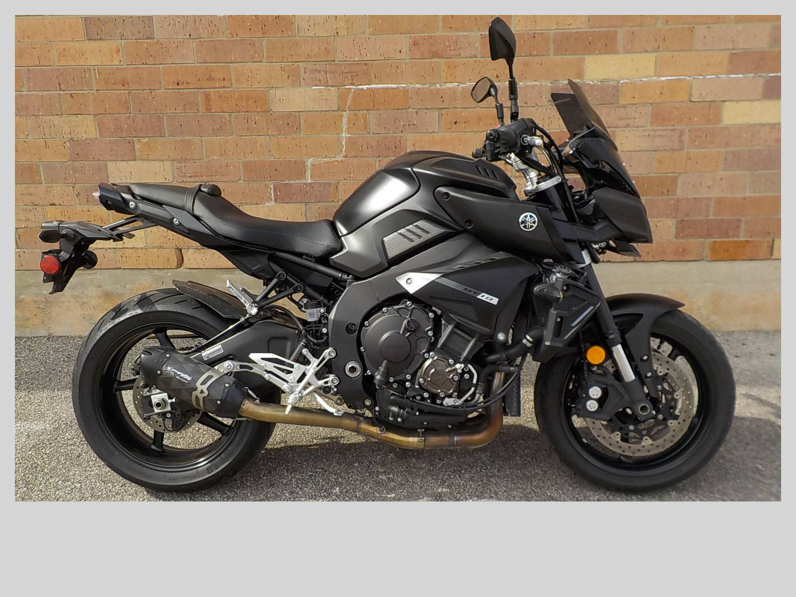 2019 Yamaha MT-10 in San Antonio, Texas - Photo 1