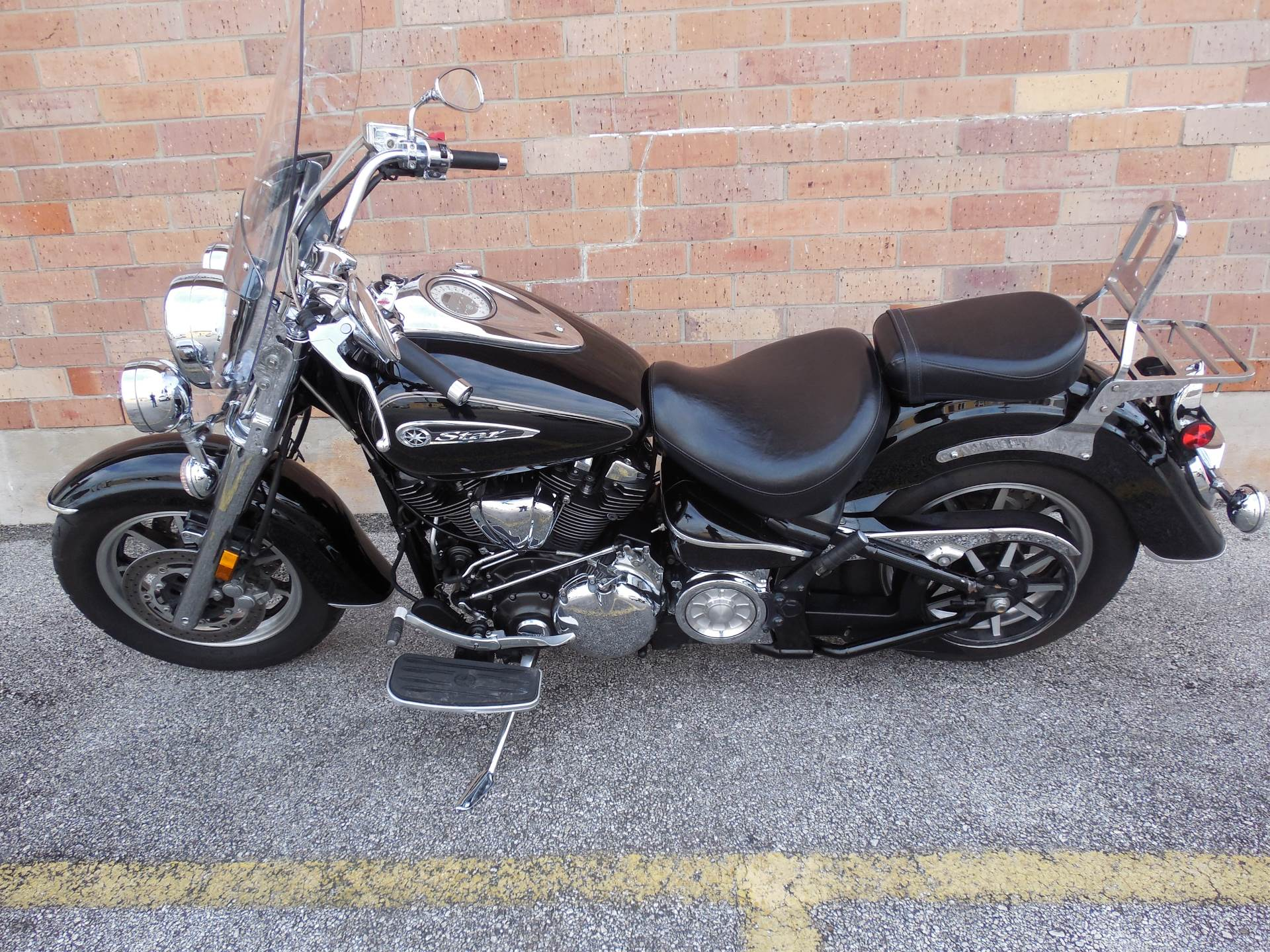2012 Yamaha Road Star S in San Antonio, Texas
