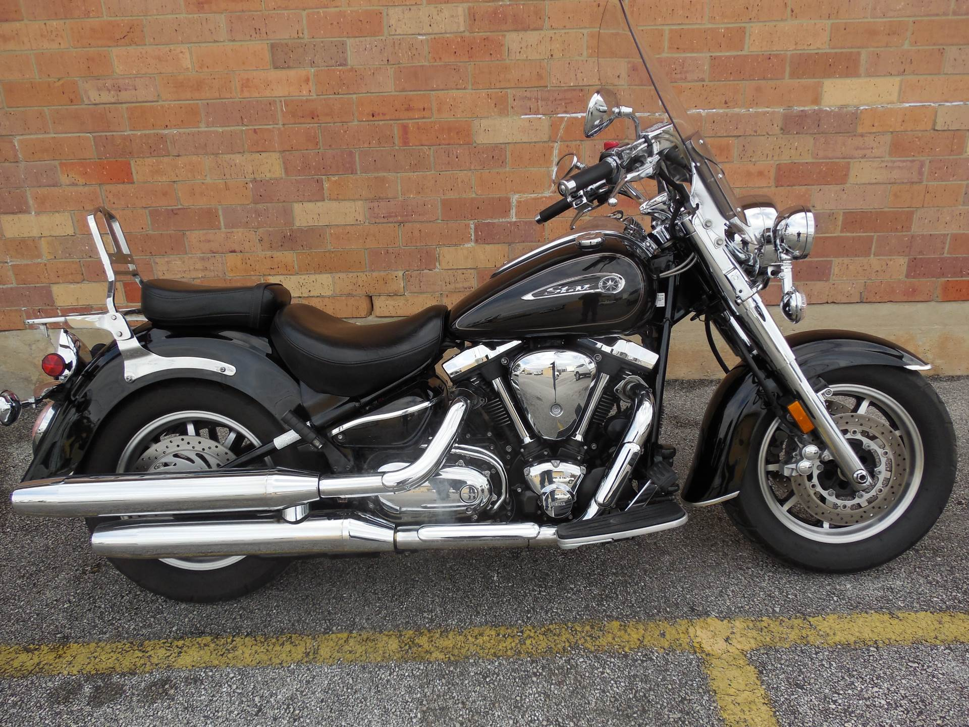 2012 Yamaha Road Star S for sale 3260