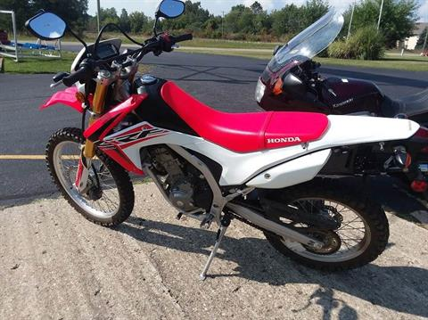 2015 Honda CRF®250L in Paw Paw, Michigan