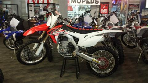 2015 Honda CRF®450R in Paw Paw, Michigan