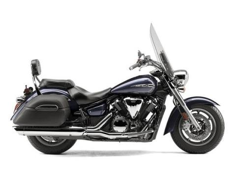 2015 Yamaha V Star 1300 Tourer in Paw Paw, Michigan