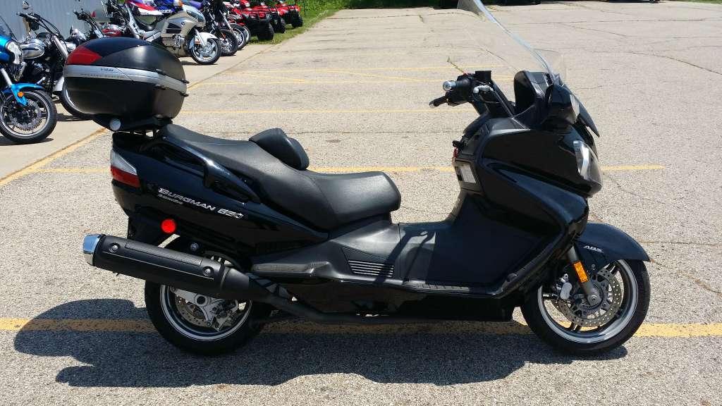2009 Suzuki Burgman 650 Exec for sale 3594