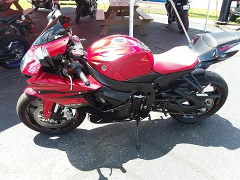 2014 Suzuki GSX-R750™ 50th Anniversary Edition in Paw Paw, Michigan
