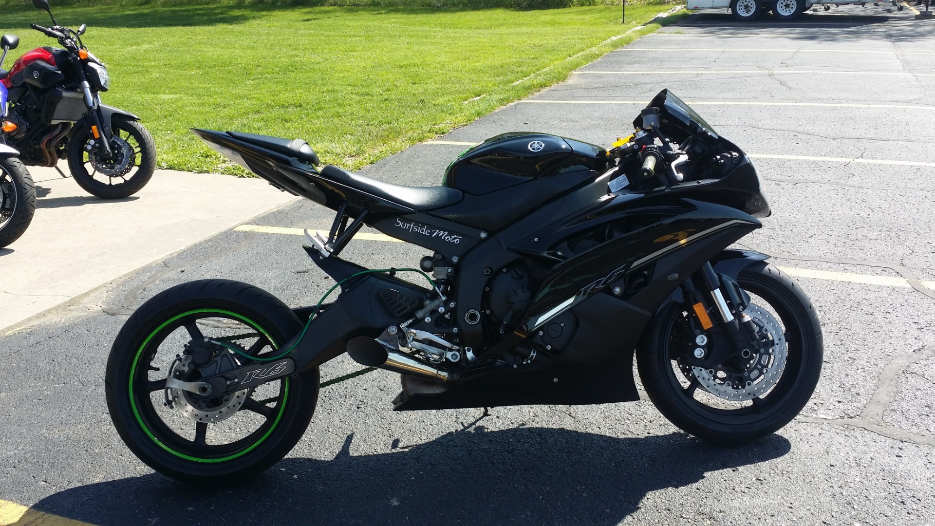 2012 Yamaha YZF-R6 for sale 42043