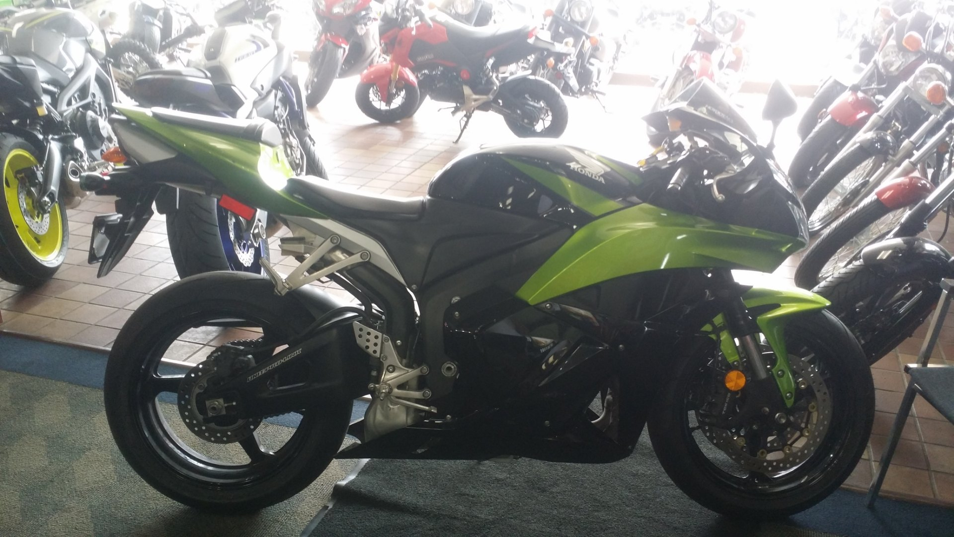 2009 Honda CBR600RR for sale 2993