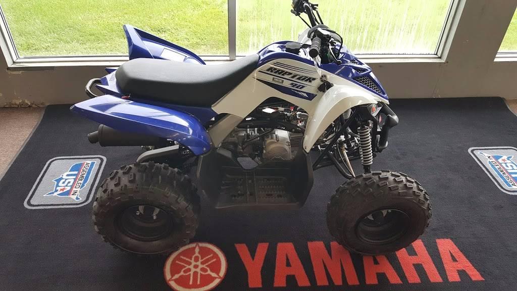 2016 Yamaha Raptor 90 1