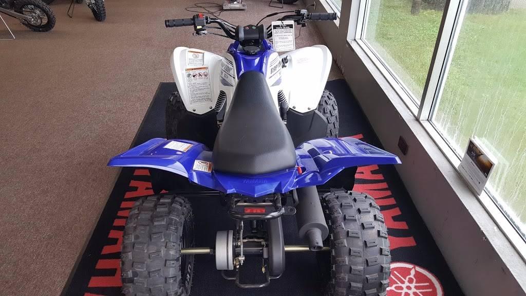 2016 Yamaha Raptor 90 2