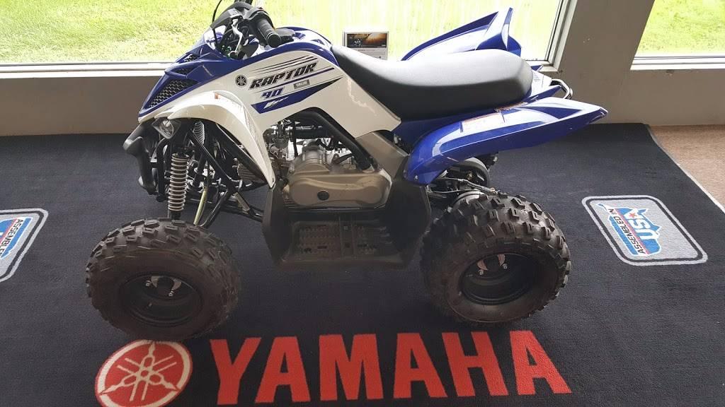 2016 Yamaha Raptor 90 4