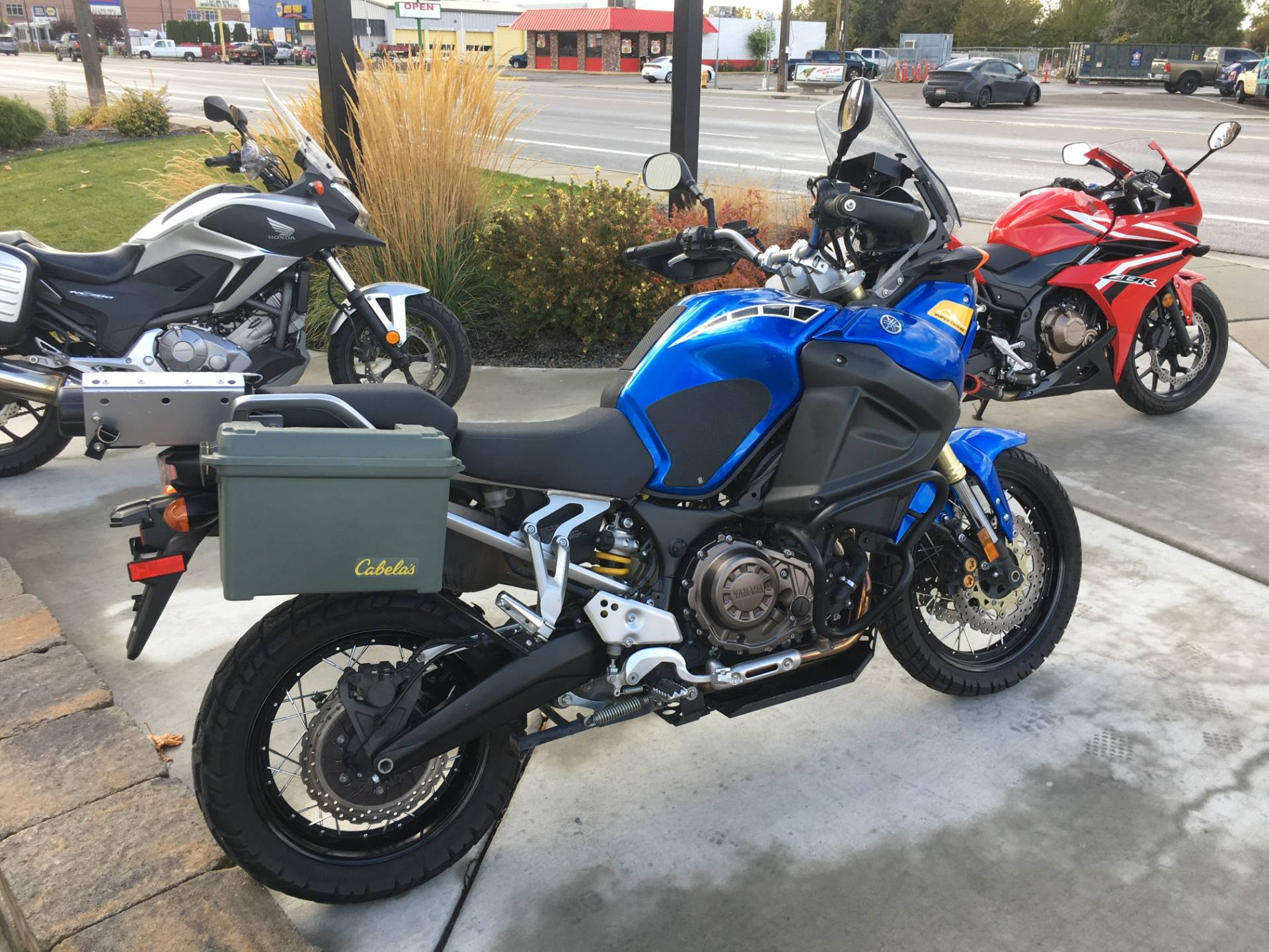 2012 Yamaha Super Ténéré in Nampa, Idaho - Photo 2