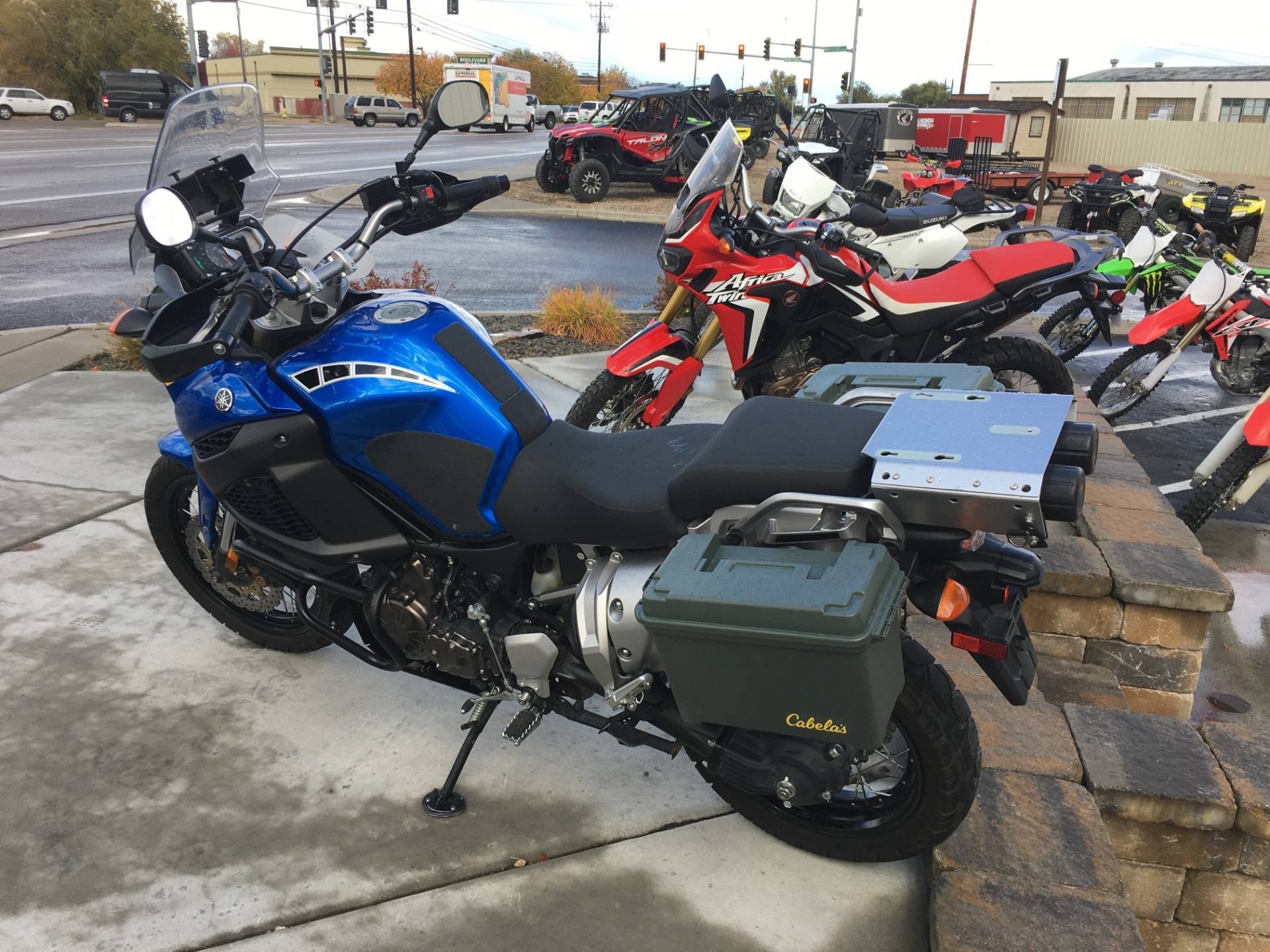 2012 Yamaha Super Ténéré in Nampa, Idaho - Photo 5