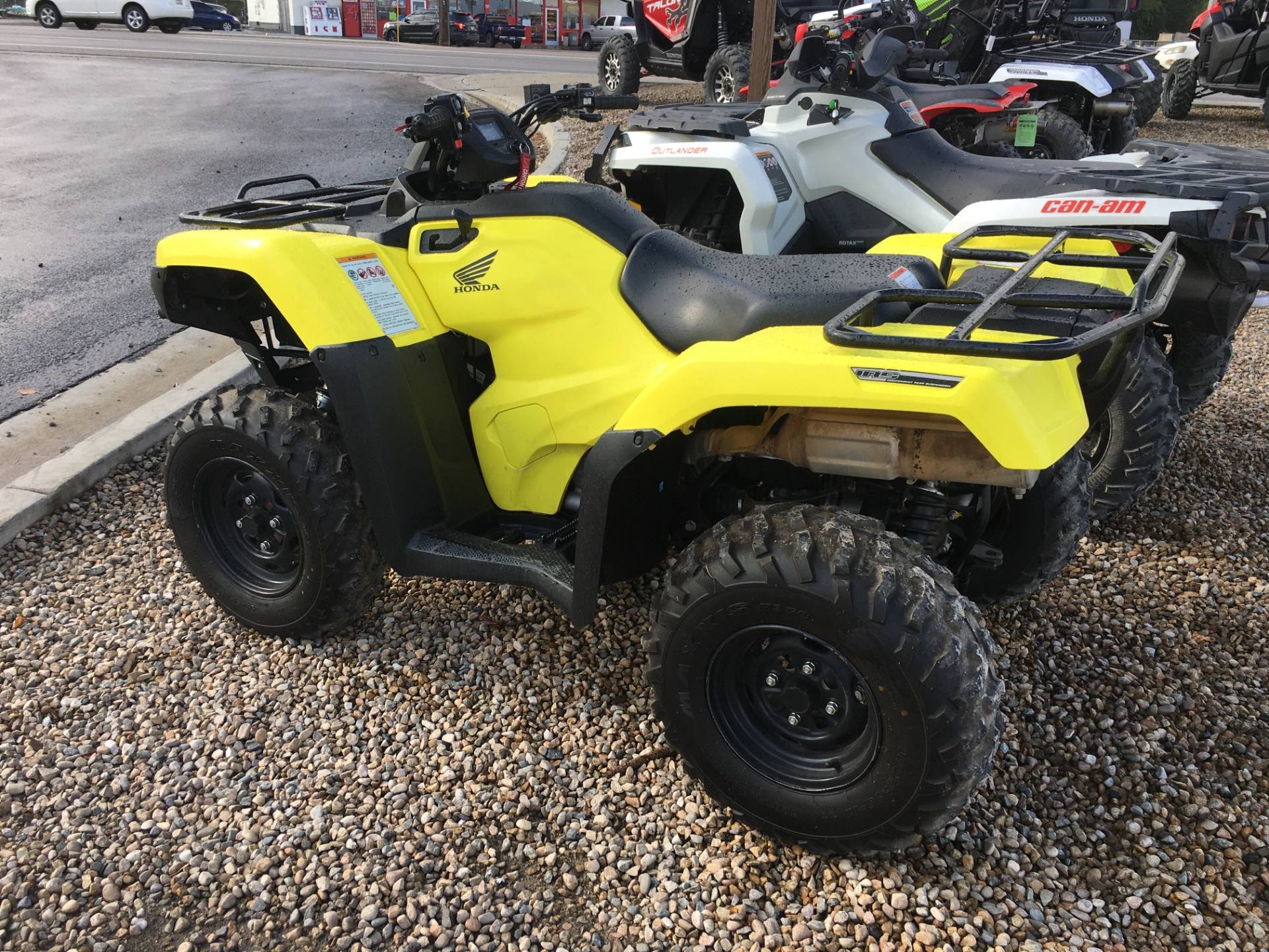2018 Honda FourTrax Rancher 4x4 DCT IRS EPS in Nampa, Idaho - Photo 5