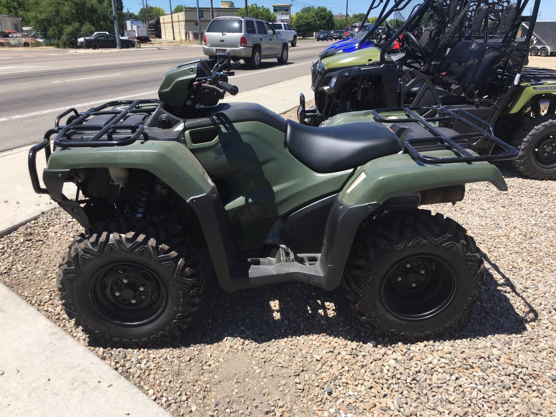 2016 Honda FourTrax Foreman 4x4 ES Power Steering in Nampa, Idaho